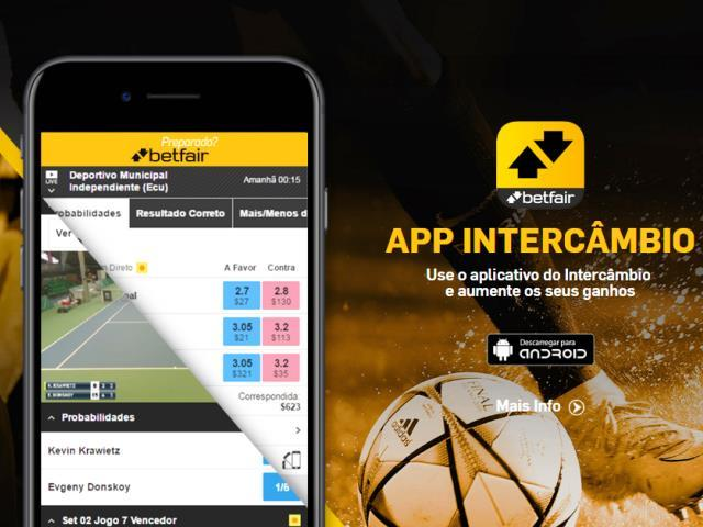 Trading de apostas desportivas download